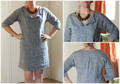 may1 #mmmay14 collage linen weekend getaway dress | Flickr - Photo Sharing!