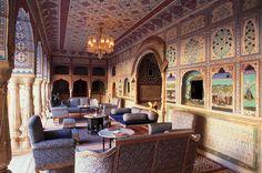 SAMODE PALACE, INDIA