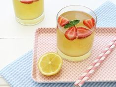 A refreshing and yummy punch for kids (and grown ups too!).