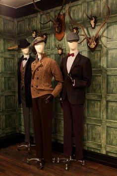 hackett london window display - Google Search
