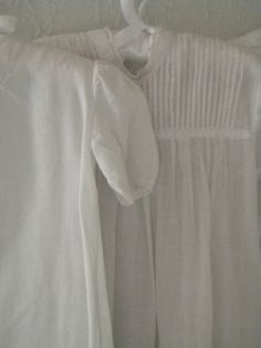 Baby clothes are like little handmade bouquets. Intricate and soft with delicate folds like petals. Junk Chic Cottage, Cottage Signs, Cottage Front Porches, White Coverlet, Thistlewood Farms, Pink Home Decor, Home Comforts, Cabins And Cottages, Rose Cottage