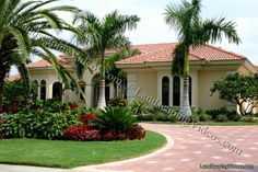 front lawn island landscaping | landscape island in front yard