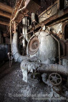 willow street steam plant philadelphia pa matthew christopher murray's abandoned america