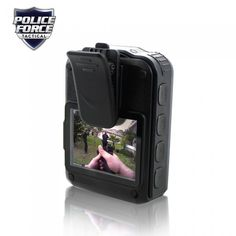 Police Force Tactical Body Camera Pro