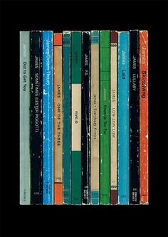 James 'Laid' Album As Penguin Books Tim Booth by StandardDesigns, goddamn I want this so bad