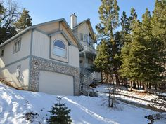 House vacation rental in Big Bear Lake from VRBO.com! #vacation #rental #travel #vrbo