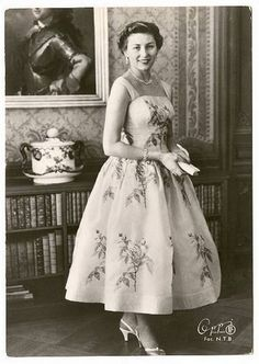 Princess Astrid of Norway.