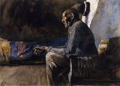 VISION (Andrew Wyeth (American, 1917-2009) Chester County,...)