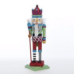 Nutcrackers 177743: Kurt Adler Ha0167 Mardi Gras Nutcracker -> BUY IT NOW ONLY: $54.95 on eBay!