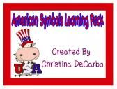 $4.00 American Symbols Mini-Unit product from 2nd-Grade-Sugar-and-Spice on TeachersNotebook.com