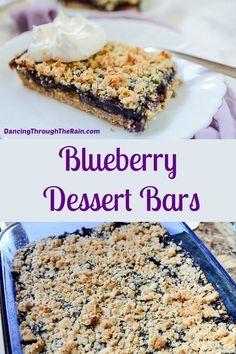 Blueberry Dessert Ba