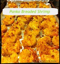 Next Best Thing to Fried Shrimp