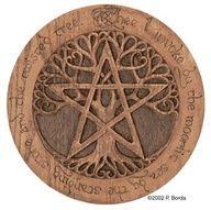 Wicca Apple Tree ... Symbol of Life