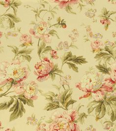 Home Decor Fabric-Waverly Remember When Forever Yours Antique at Joann.com