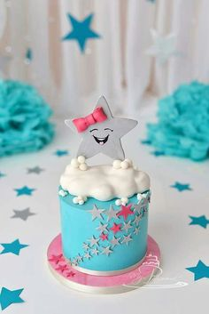 Twikle twinkle little star Birthday cake, cake smash, Pati-sserie.com, www.facebook.com/patisseriecom
