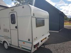 Swift Shuna very well looked after 2 Berth Caravan. The layout of the caravan includes a lounge, k