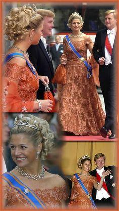 Feb 2002 in Valentino.    *Welkom op mijn website over prinses Máxima*