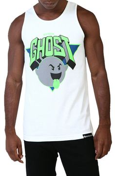 The Ghost Tank - White
