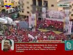 #Trabajadores celebraron 1 de Mayo en Plaza de #Caracas, #Venezuela