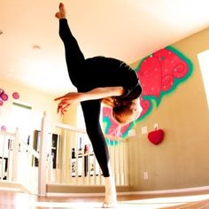 Autumn Miller - an amazing dancer at such a young age, she's only 12