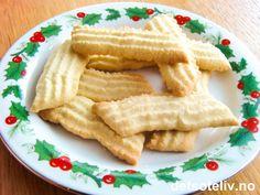 Riflekjeks   Det søte liv Norwegian Christmas, Christmas Baking, Christmas Cakes, Cheesecakes, Waffles, Food And Drink, Pudding, Sweets, Snacks