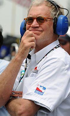 David Letterman - Indy 500