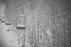 Engagement session nella neve a L'aquila