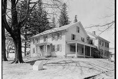 Arrowhead, Herman Melville's house in Pittsfield