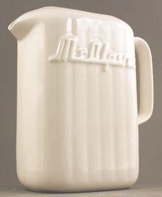 Reproduction McAlpine water jug by Studio Ceramics