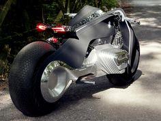 BMW Motorrad Vision Next 100 (Foto: Divulgação)                                                                                                                                                                                 Mais