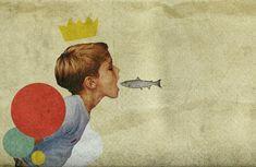 E.A.T - Collage by Julien Ulvoas