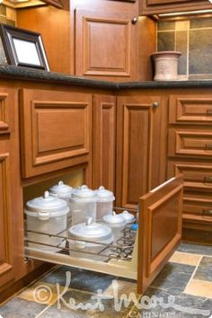 custom cabinetry by kent moore cabinets custom rack maple wood with golden nutmeg stain. beautiful ideas. Home Design Ideas