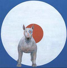 Ray Richardson, English bull terrier