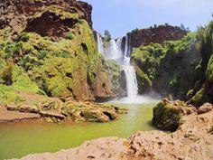 Marokko - De 30 mooiste watervallen ter wereld
