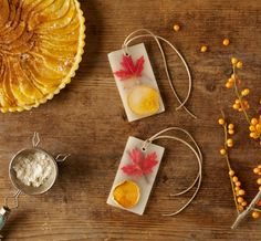 Rosy Rings Pumpkin Farmhouse Botanical Wax Sachets