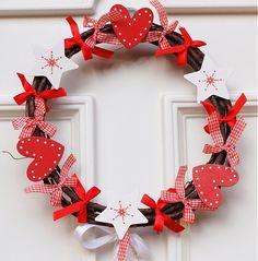 christmas Advent Calendar, Holiday Decor, Christmas, Inspiration, Home Decor, Wreaths, Xmas, Manualidades, Gates