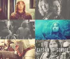 The Captain of Gondor