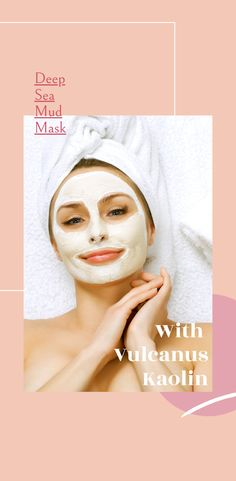 This face mask helps to cleanse and exfoliate debris and skin cells on the surface of the skin. The Vulcanus Kaolin is a clay mineral which helps to absorb excess oils, leaving your skin feeling clean and rejuvenated. This product also includes 50mg of CBD per container.  Click through and see ALL our Skin Care Products! Follow Me for the latest CBD Skin Care Trends! Clay Minerals, Dead Sea Mud, Health Tips For Women, Health Products, Wellness Tips, Health Benefits, Cleanse, Hair Beauty, Container