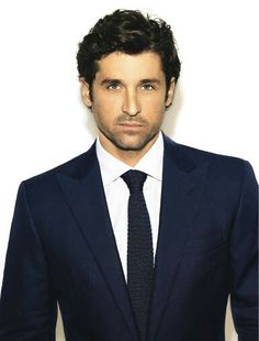 On the cover and with an extensive interview, this month's edition of Details showcases Dr. McDreamy himself, Patrick Dempsey. It shows. Patrick Dempsey, Grey's Anatomy, Pretty People, Beautiful People, Breathe, Herren Style, My Sun And Stars, Hommes Sexy, Raining Men