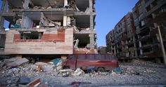 Suman ya más de 400 muertos y 6 mil heridos tras sismo de 7.3 en Irán e Irak   El Puntero