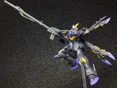 Robot Spirits (Side MS) CROSSBONE GUNDAM X-2 CUSTOM: Photoreview No.27 Big Size Images