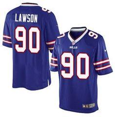 Buffalo Bills Shaq Lawson Nike Jersey