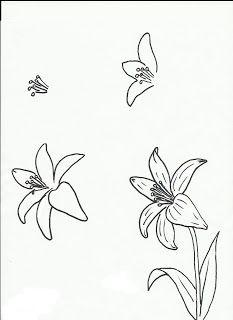 Flowers, Flowers, Flowers! | Art class ideas
