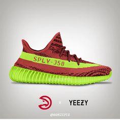 | Pick one☝️ . Turn on Post Notifications Use #NIKEL1FE - @adidasoriginals Yeezy 350 V2 x @nba :(via @conzepts)