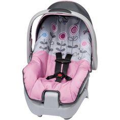 Evenflo Nurture Infant Car Seat, Button Floral
