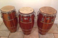 6 Lugs Congas specially made