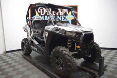 Used 2016 Polaris RZR 900 EPS ATVs For Sale in Texas. 2016 Polaris RZR 900 EPS , YOU ARE LOOKING AT A 2016 POLARIS RZR 900 EPS WITH 67 MILES (6.7HRS) ON IT. IT IS MATTE TURBO SILVER IN COLOR AND POWERED BY A 875CC FUEL INJECTED ENGINE AND AUTOMATIC TRANSMISSION. THE VEHICLE COMES WITH 1 KEY. A SPORTS ROOF (299.95) AND REARVIEW MIRROR (59.95) HAVE BEEN ADDED TO THE BIKE. THERE ARE NO SCRATCHES, DENTS, OR DINGS THAT I CAN FIND. THE CHROME AND ALUMINUM ARE IN GOOD CONDITION. THE TIRES HAVE GOOD…