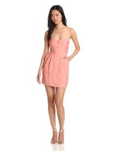 BCBGeneration Women's Cutout Bust Dress, Bellini, 0 BCBGeneration,http://www.amazon.com/dp/B00BX8SRIK/ref=cm_sw_r_pi_dp_N-Q2rb0XJPYNABKY