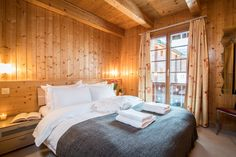 Enjoy the true Swiss alpine experience at one of our Saas Fee Chalets. Bespoke chalet retreats built on our expertise and love of the mountains. Saas Fee, Three Floor, Rental Property, Ideal Home, Ski, Condo, This Is Us, Flooring, Chocolate Box