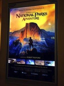 The Cincinnati Museum Center OMNIMAX Theater presents National Parks Adventure